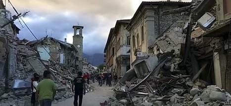 Stred Talianska ničilo v noci silné zemetrasenie, najmenej 21 mŕtvych | Správy Výveska | Scoop.it