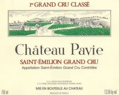 Château Pavie's owner, Gérard Perse, is said to be considering buying land in Tuscany. | Vitabella Wine Daily Gossip | Scoop.it