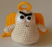 1500 Free Amigurumi Patterns: The Cranky Angel | Geeky Creations | Scoop.it