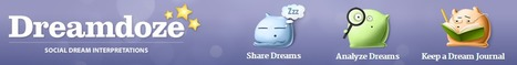 DreamDoze - The Collective Dream Interpretation Movement | 2.0 Tools... and ESL | Scoop.it