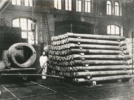 Les travailleurs coloniaux dans l'industrie de guerre - [Centre d'histoire du travail, Nantes] | Histoire 2 guerres | Scoop.it