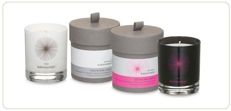 Bougies 100% naturelles - novenna | CANDLES | Scoop.it