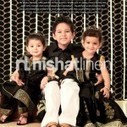 Stylish & Beautiful kids outfits collection on Eid 2013 by Nishat Linen | fashion | Scoop.it