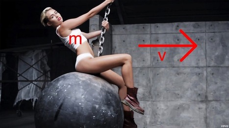 I Came In Like A Wrecking Ball (Going 390 MPH) - But Not Simpler | DiscoverMagazine.com | Cross Curricular ELA | Scoop.it