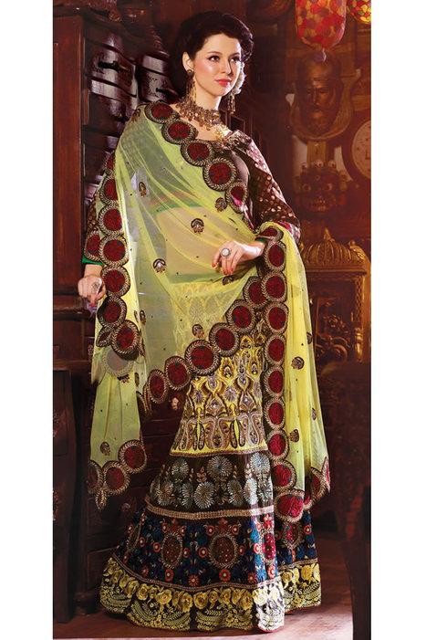Buy Lehengas Online,Indian Lehenga,Designer Lehengas Online   Indian Ethnic Wear For Women   Scoop.it