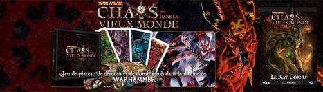 Sortie du Rat Cornu ~ Warhammer : Le Marteau de Guerre | Warhammer | Scoop.it