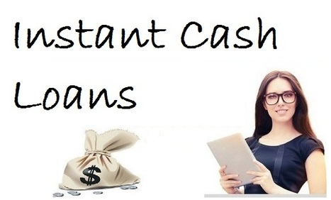 Instant Cash Loans Meet Urgent Needs of Money within 24 Hour | No Checking Account loans | Scoop.it