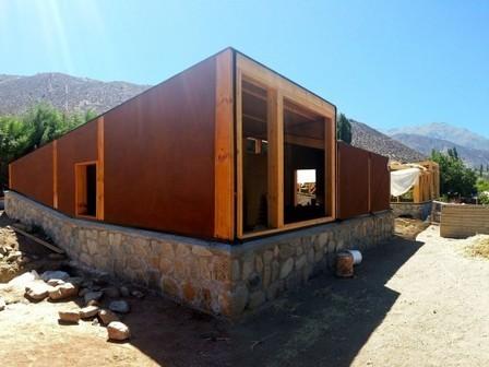 Chile: En construcción Complejo Turístico Sustentable Chillepín | arquitectura | Scoop.it
