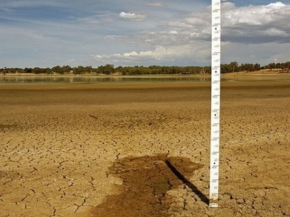 Australia's drought - yes, it's climate change | Geography | Scoop.it