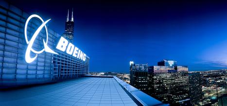 Boeing atteint un nouveau record après un avis positif de Deutsche Bank | Aviation | Scoop.it