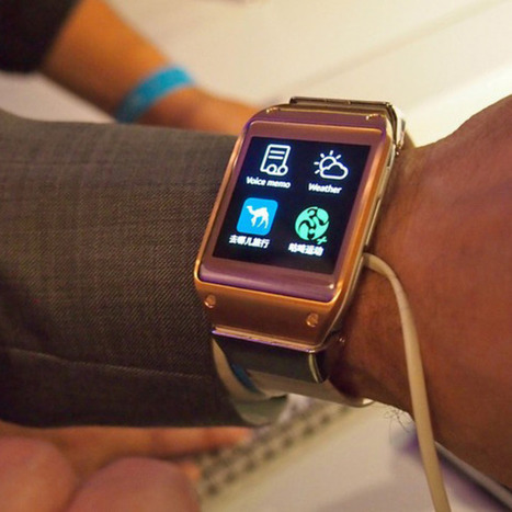 Samsung Galaxy Gear and Note 3 Available for Pre-Order - Mashable | Samsung Project | Scoop.it