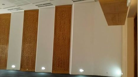 En chantier #Rabat #Marrakech #Meknès #Casablanca #Maroc #Décoration #papierpeint | Papier peint Maroc | Scoop.it