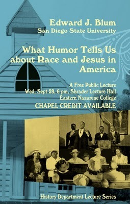 Edward J. Blum on Race and Religion in Recent History | Bloghistosphère | Scoop.it