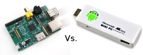 MK802 II Mini PC Now Costs as Much as Raspberry Pi Model B. Let's Compare Them! | Arduino, Netduino, Rasperry Pi! | Scoop.it