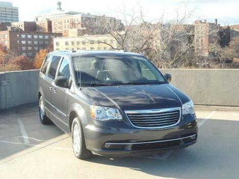 Used 2011 Chrysler Town & Country 4dr Wgn Touring For Sale | White Plains NY. | Automotive | Scoop.it