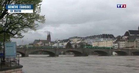 TF1 diffuse des images de Bâle pour évoquer Genève | Journalisme & déontologie | Scoop.it