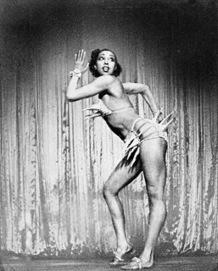 SIUE Black Studies Blog: 8 Vintage Sensual Performances by Black Women | Popular Dance Ressources | Scoop.it