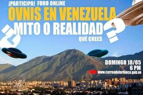 Videoforo: Ovnis en Venezuela, ¿Mito o realidad?   Realidad OVNI   Expediente ovni.   Scoop.it