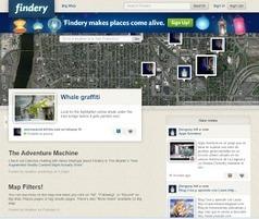 Findery. Dejar notas multimedia geolocalizadas de Realidad Aumentada | Augmented Reality & VR Tools and News | Scoop.it