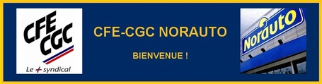 CFE-CGC NORAUTO | CFE-CGC NORAUTO | Scoop.it