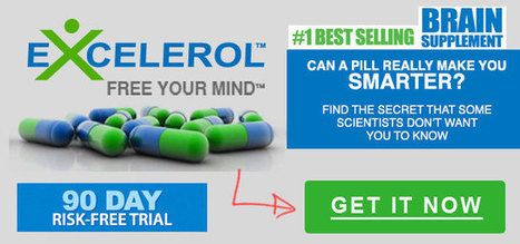 Clinically Proven EXCELEROL®: Is It Finally the Right Combo? | Brain Health Tips | Scoop.it