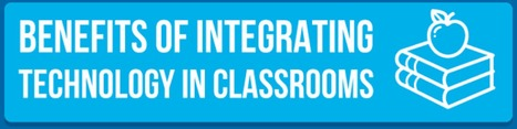 [Infographic] 6 ways students benefit from technology integration | Educación en Colombia | Scoop.it