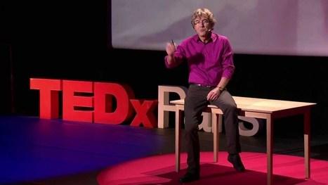 Changer son regard sur les hommes pour voir le monde autrement: Clair Michalon at TEDxParis - YouTube | Zone de confort..osez en sortir | Scoop.it