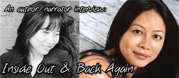 """Recording the Poetic Voice of """"Inside Out & Back Again"""" by Thannha Lai   Teen AudioBooks   Scoop.it"""