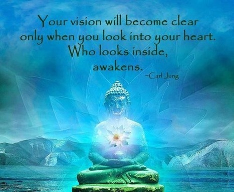 Your vision will become clear only when you look into your heart. | Tech_Era | Scoop.it