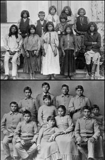 American Indian Boarding Schools Haunt Many | Colorful Prism Of Racism | Scoop.it