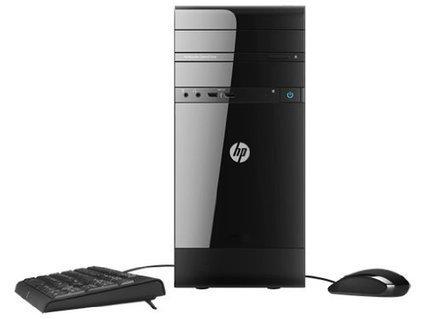 Reviews this HP Pavilion p2-1310 Desktop (Black) | Best Desktop Reviews | Scoop.it