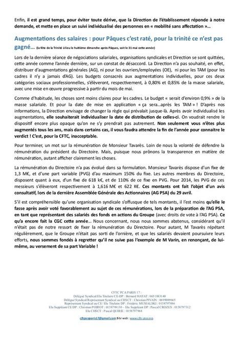 Chez PCA le DAEC = départs vraiment volontaires ? - Le blog de la CFTC Citroën succursales retail | Actualité PSA | Scoop.it