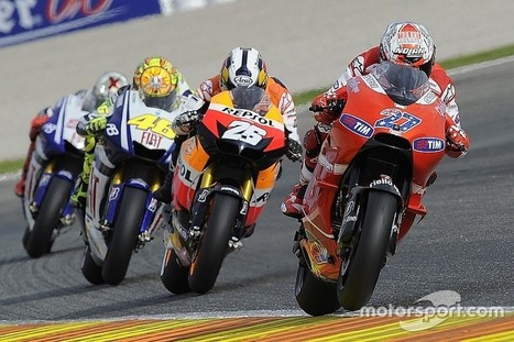 Lorenzo expects Stoner to make wildcard outings | Ductalk Ducati News | Scoop.it