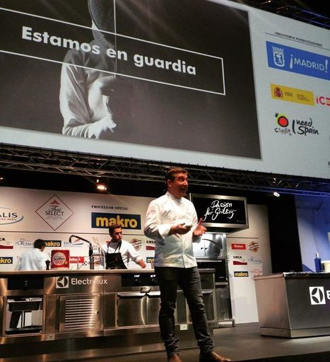 Los mensajes de los Roca en Madrid Fusión 2016 : Innovación gastronómica | Managing Technology and Talent for Learning & Innovation | Scoop.it