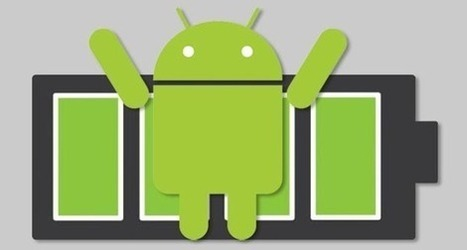 Top 5 Best Battery Saver Apps for Android Smartphones | GizMantra | Gizmantra | Scoop.it