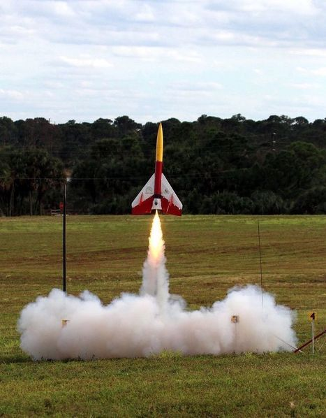 The Great Make: Rocketry Round-Up | Make: DIY Projects and Ideas for Makers | Heron | Scoop.it