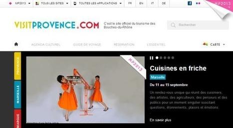 BDR Tourisme : VisitProvence.com décroche le label Accessiweb | Tourisme PACA | Scoop.it