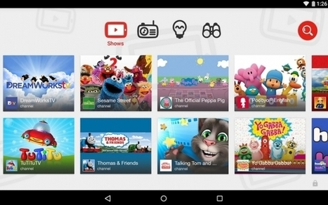Consumer Group Accuses YouTube Kids Of Exposing Children To Unwanted Ads | Internet, Social Media and Online Safety | Scoop.it