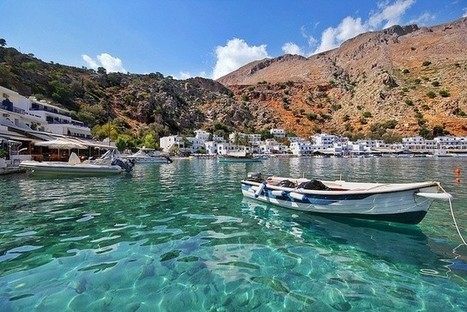 Top 10 unspoilt places to visit in Crete for travel snobs | Travel To Crete | Scoop.it