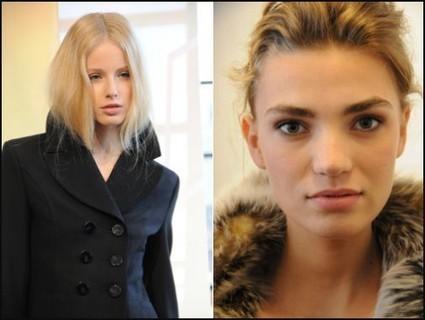 New York Fashion Week Fall 2012: Hair and makeup - Fushion Magazine   Ultratress   Scoop.it