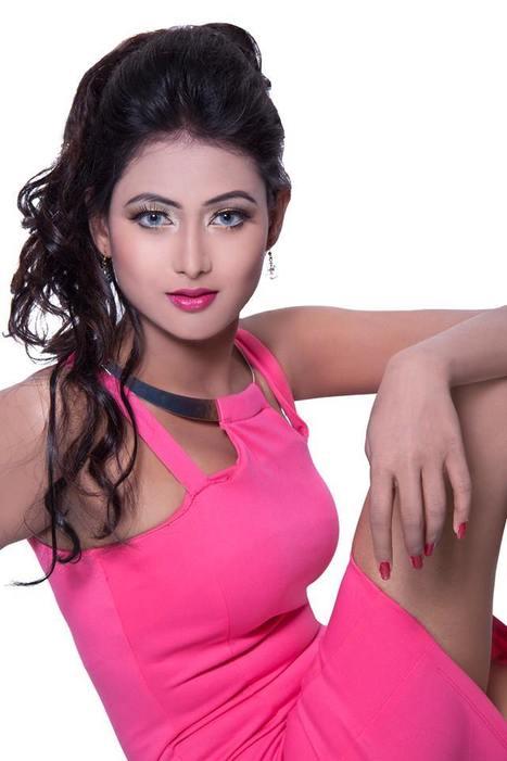 Bangladeshi model and film actress Adhora Khan | Bangladeshi Model And Actress | Scoop.it