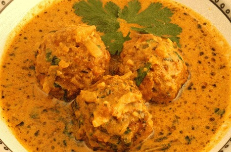 Cabbage Kofta Curry Recipe | How to make Cabbage Kofta Curry - Vegetarian | Cooking Recipes & Tips | Scoop.it