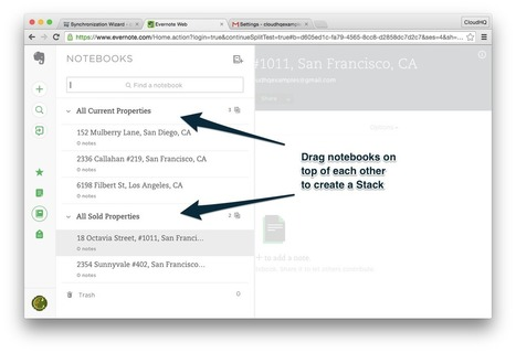 How to Integrate Evernote With Gmail (And Why Real Estate Agents Love It) | evernote | Scoop.it