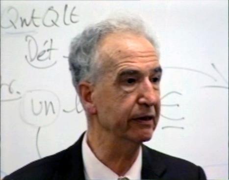La théorie des opérations énonciatives / Antoine Culioli | Orthophonie | Scoop.it