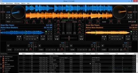 Mixxx - Logiciel de mixage Open Source en temps réel | Time to Learn | Scoop.it