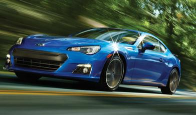 The New 2013 Subaru BRZ Sports Car | Automobile & Cars Reviews | Scoop.it