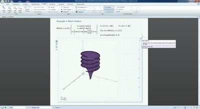 MathCAD Express: Free calculations and other goodness | Mechanical CAD and PLM | Scoop.it