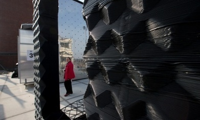 Work begins on the world's first 3D-printed house | Technology and Gadgets | Scoop.it