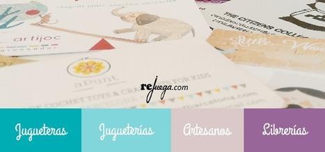 Directorio de jugueterías y librerías infantiles de calidad | Rejuega - y disfruta jugando! | Libros | Scoop.it