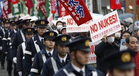 La presse japonaise se convertit à l'antinucléaire   Slate   Des 4 coins du monde   Scoop.it